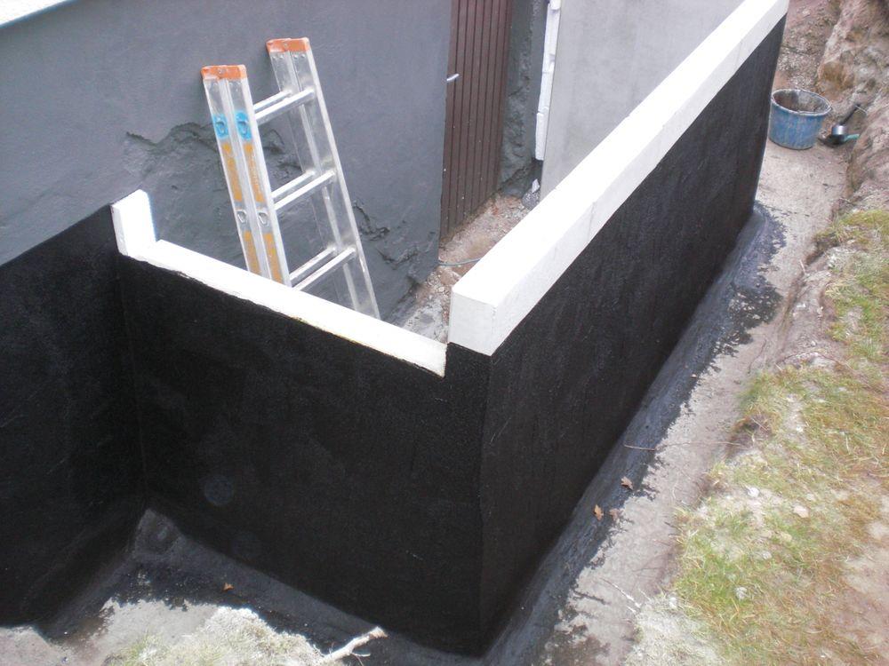 Gut gemocht Kellerabdichtung - Wand vertikal - Johann GRAN GmbH   Nürnberg CP45